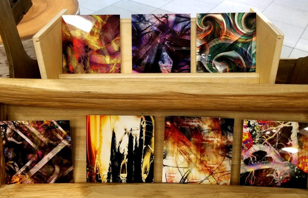 Hallmark Pop-Up Art Show